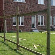 Costruire una staccionata in legno