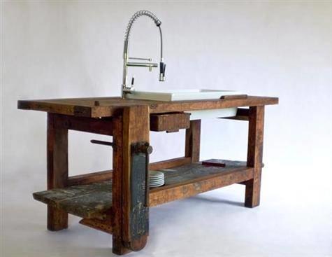 Emejing Cucina In Legno Fai Da Te Photos - Home Interior Ideas ...