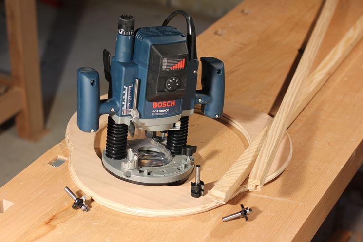 lavorare legno