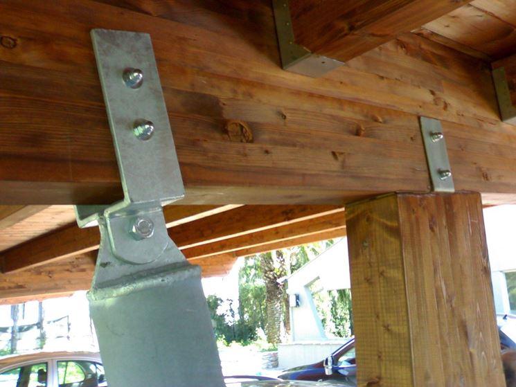 struttura legno lamellare