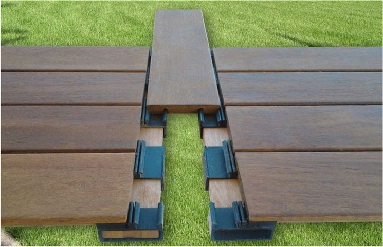 pedane in legno per esterni legno scegliere le pedane
