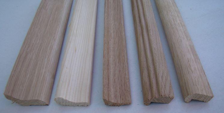 profili in legno per mobili