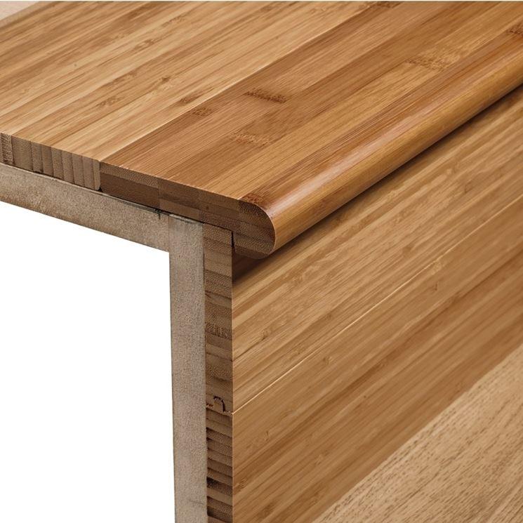 profili in legno lamellare