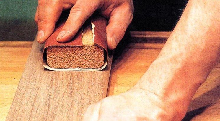 strumenti per la lisciatura