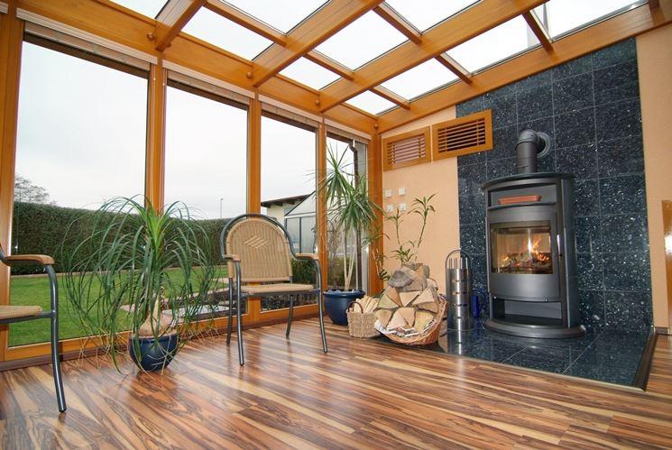 Favorito Veranda in legno - Legno - come realizzare una veranda in legno HA81