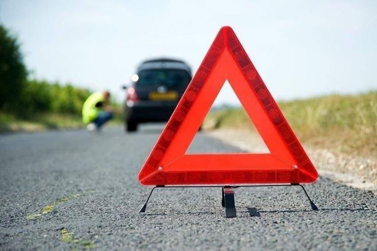 emergenza in auto