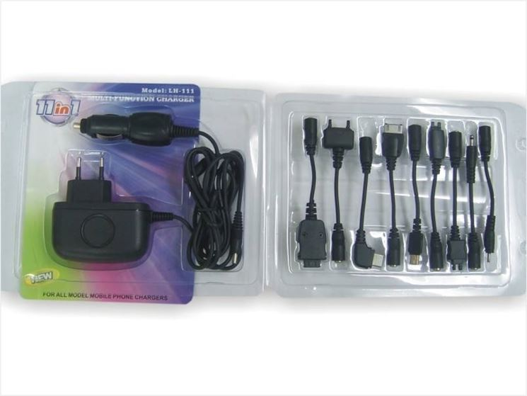 mobile charger for car