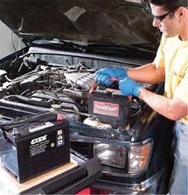 sostituire un cavo batteria per auto