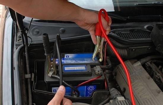 Illuminare con batteria auto maurer cavi per batteria auto maurer