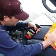 Pulire interno auto