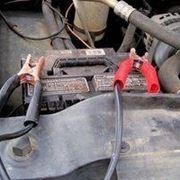 come caricare batteria auto