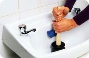 Sturare il lavandino