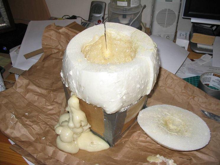 schiuma di poliuretano