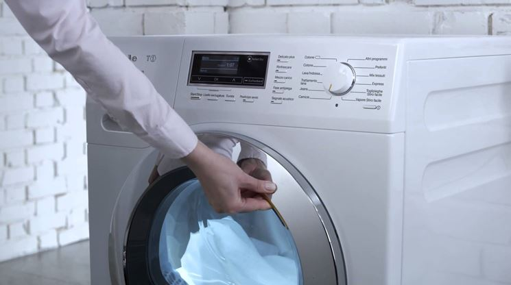 pulire filtro asciugatrice miele