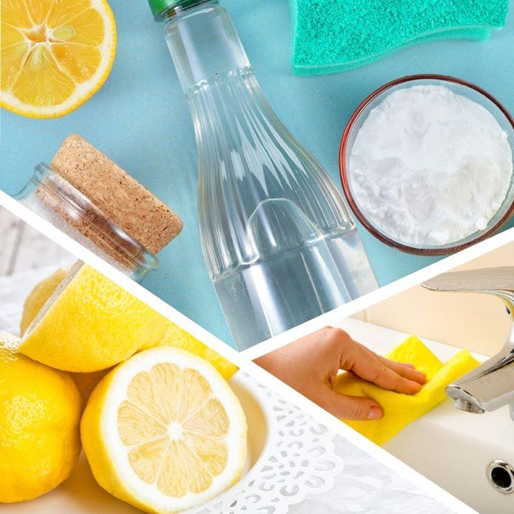 limone come detergente