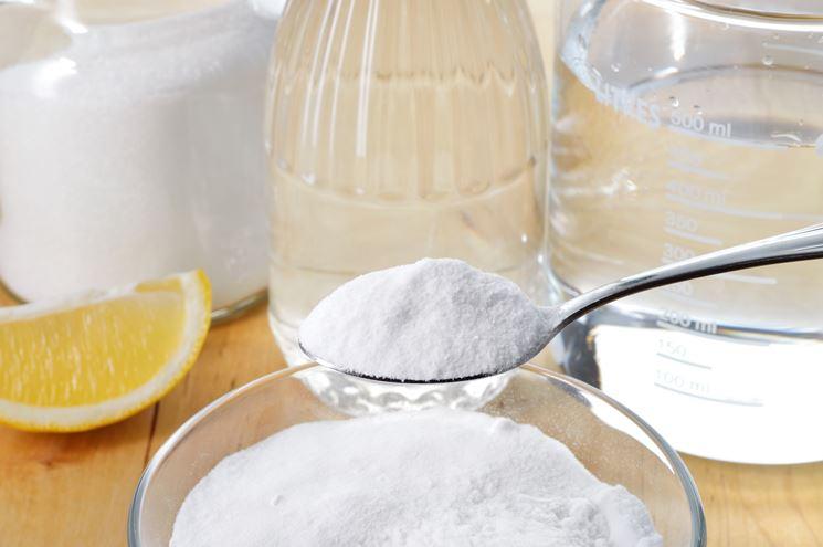 bicarbonato come detergente