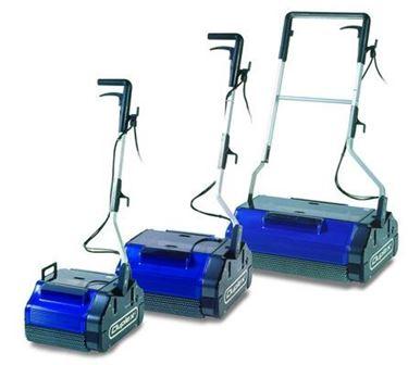 Le lavapavimenti sono estremamente versatili: operano su tutte le superfici