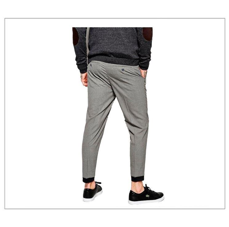 risvolto pantaloni