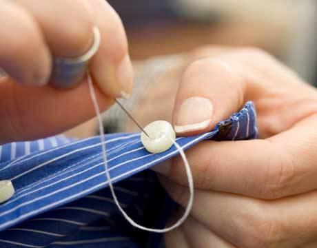 info for f5370 b4d64 Cucire un bottone su una camicia - Sartoria