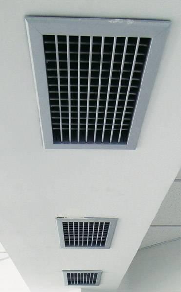 Aerazione e ventilazione tecniche - Aerazione gas cucina ...