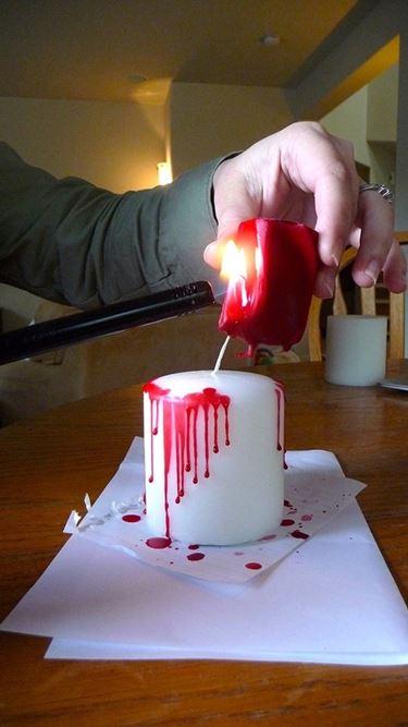 realizzare candele