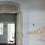 muro intaccato dall'umidità