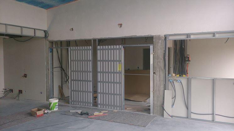Montaggio porta scorrevole tecniche consigli per montare le porte scorrevoli - Costo scrigno porta scorrevole ...