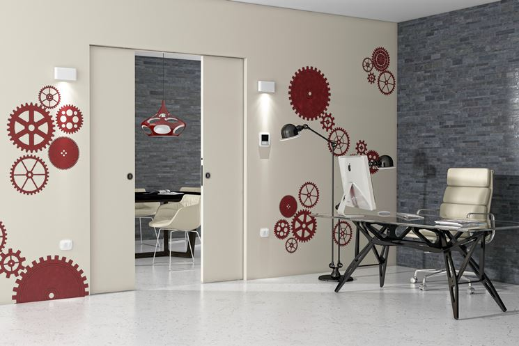 Montaggio porta scorrevole tecniche consigli per - Montaggio controtelaio porta ...