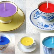 Candele fai da te bricolage come realizzare candele for Candele colorate