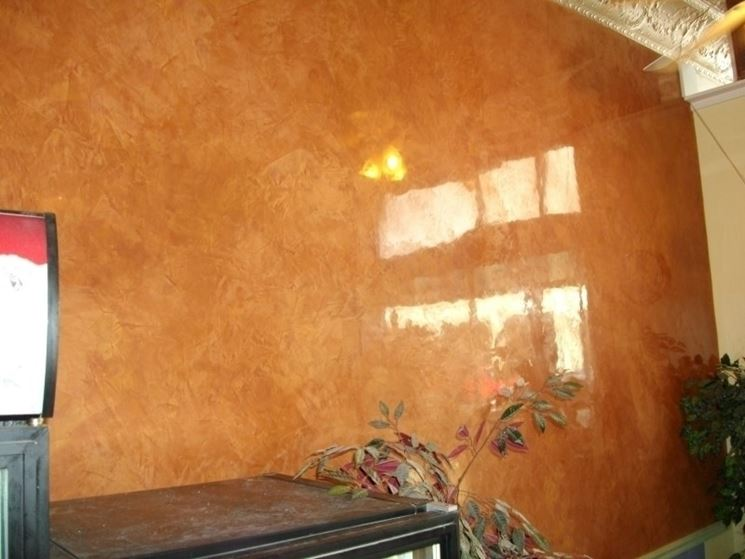 Stucco veneziano tecniche tipologie di stucco veneziano - Stucco decorativo per pareti ...