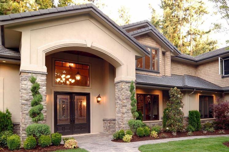 Colori per esterni verniciare uso e tipologie colori - Esterno casa colore ...