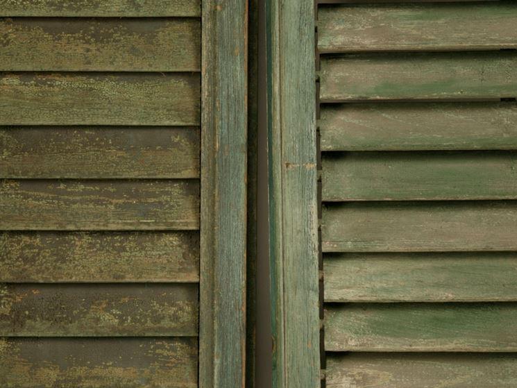 Come verniciare finestre e persiane verniciare for Finestre e persiane
