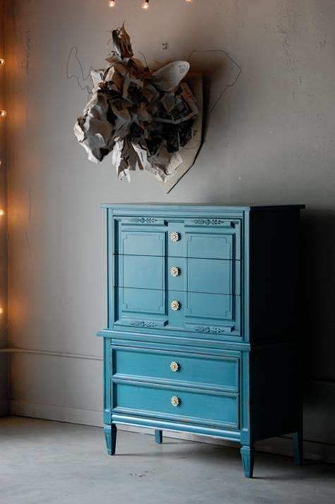 Dipingere mobili vecchi xw84 regardsdefemmes - Dipingere cucina legno ...