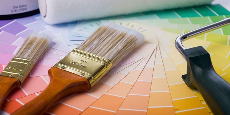 scegliere pittura