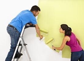 Fai da te bricolage - Pitturare casa fai da te ...