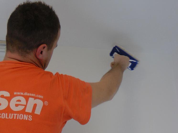 Applicare la vernice termica