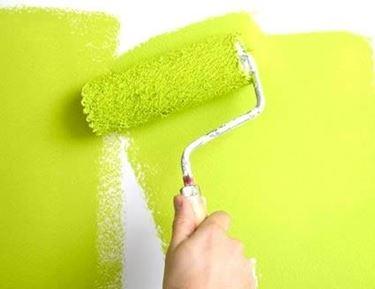 Per fare un buon lavoro in casa si deve scegliere la vernice più adatta