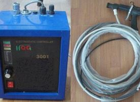 Verniciatura elettrostatica