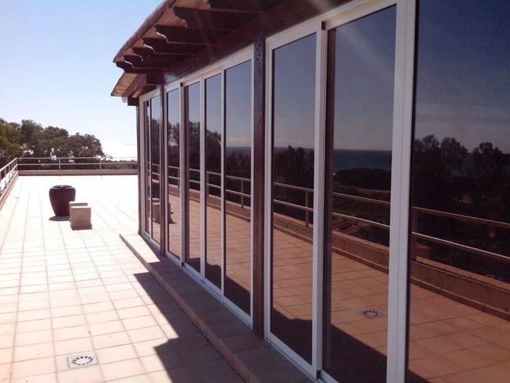 Pellicole per vetri vetro tipologie di pellicole per vetri - Pellicola a specchio per finestre ...