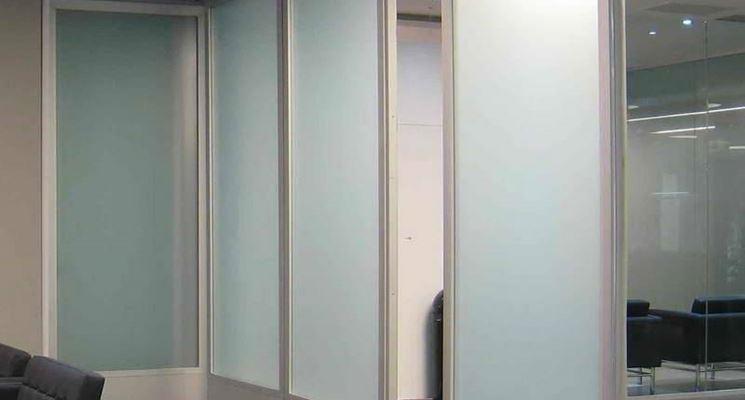 Porte in vetro per interni vetro - Porta scorrevole vetro offerta ...
