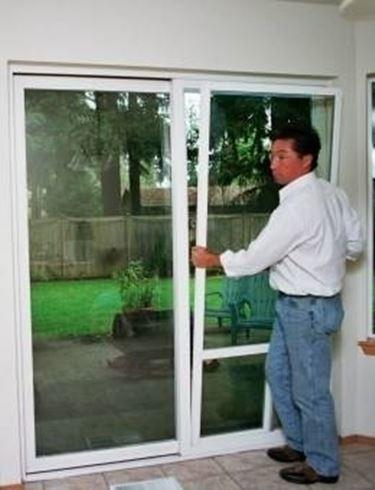 installare una vetrata scorrevole