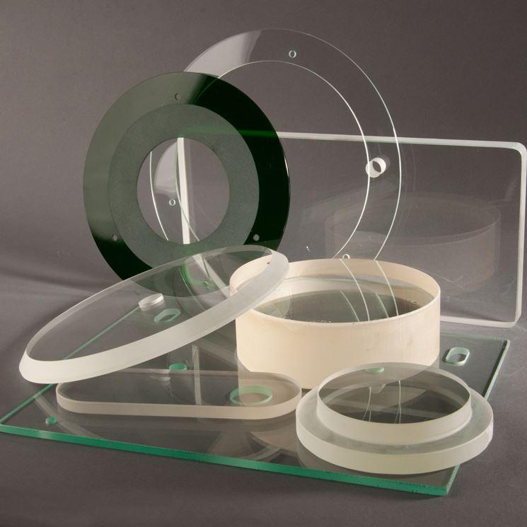 Oggetti di vetro ceramico