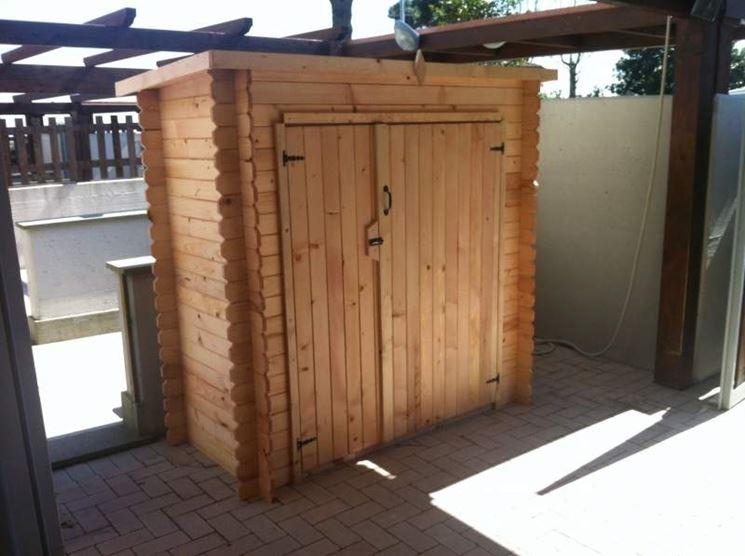 Armadi per esterno arredamento giardino i diversi tipi di armadi per esterno - Armadi per esterno in legno ...