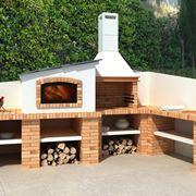 come costruire un bruciatore a gas per barbecue