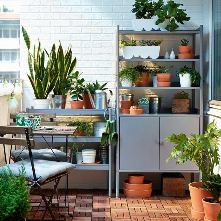 Come arredare un terrazzo - Arredamento Giardino - consigli su come ...
