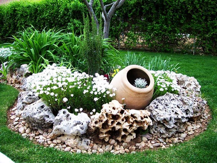 Decorazioni per il giardino arredamento giardino for Decorazione giardino fai da te
