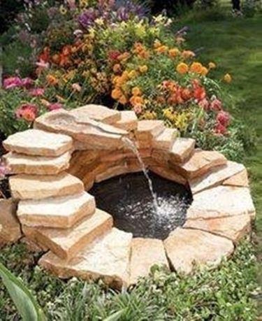 Come Costruire Una Fontana In Cemento.Fontane Da Giardino Arredamento Giardino Tipologie Di Fontana