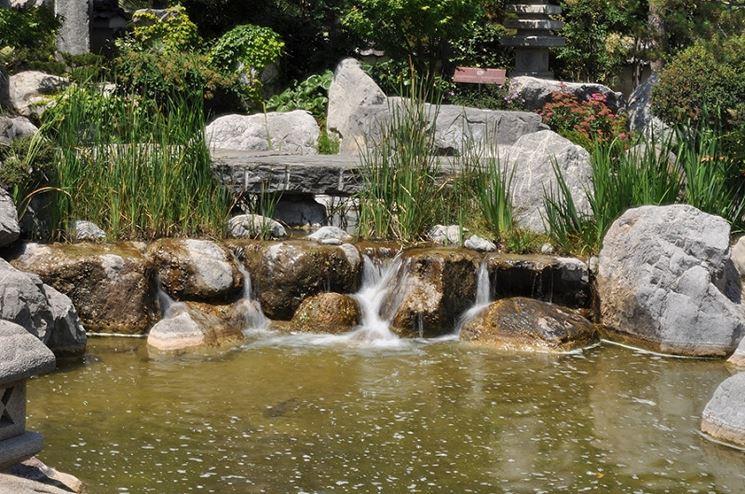 Laghetto in giardino come realizzarlo arredamento for Costruire laghetto in giardino