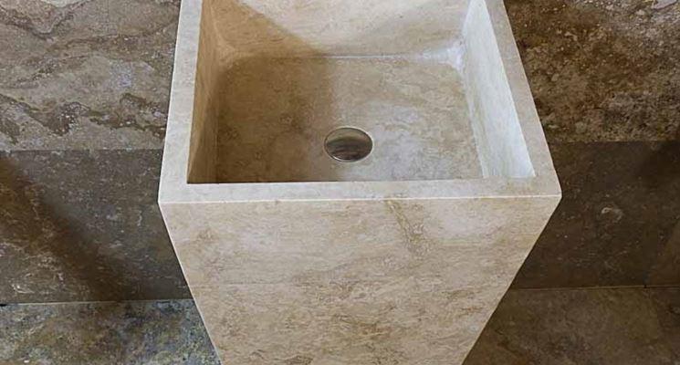 Lavabo Esterno Moderno : Lavabi da esterno arredamento giardino scegliere il lavabo da
