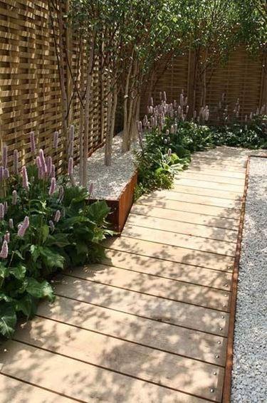 Rivestimenti per giardini